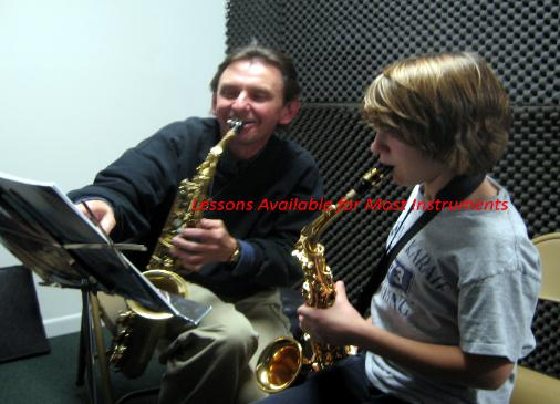 Roselle School of Music - Saxophone Lessons